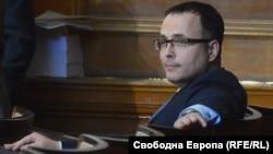Стоян Мавродиев в парламента