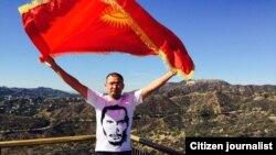 АКШдагы Кыргыз-америка альянсынын жетекчиси Арстанбек Саргалдаев
