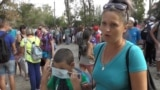 GRAB - Kids Evacuated After Crimea Chemical Leak