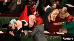 Asambleja Kombëtare e Tunizisë, 26 janar 2014.