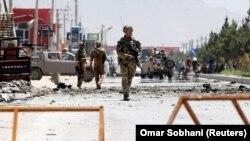 31-майда Кабулдагы жарылуудан кеминде төрт киши өлүп, дагы үч киши жаракат алды.
