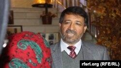 عزیز رفیعی، رئیس مجتمع نهادهای جامعه مدنی افغانستان
