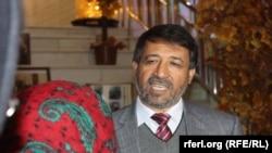 عزیز رفیعی رئیس مجتمع جامعه مدنی افغانستان