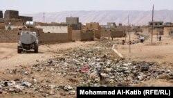 اوضاع مزرية في بعض مدن العراق والصورة هنا من الموصل