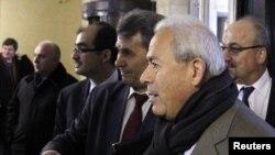 Лидер Национального совета Сирии Бурхан Гальюн