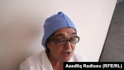 Dispanserin kimya-terapiya şöbəsinin əməkdaşı Xınalı Abdullayeva