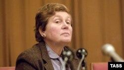 Дочь Сталина Светлана Аллилуева (1984)