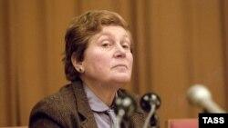 Svetlana Alulijeva, foto iz 1984.