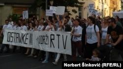 Pokret Podrži RTV mesecima ne da da se zaboravi šta je učinjeno u tom mediju nakon smene vlasti