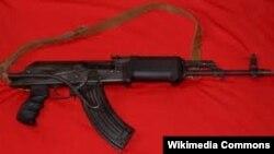 AK-47 ինքնաձիգ, արխիվ