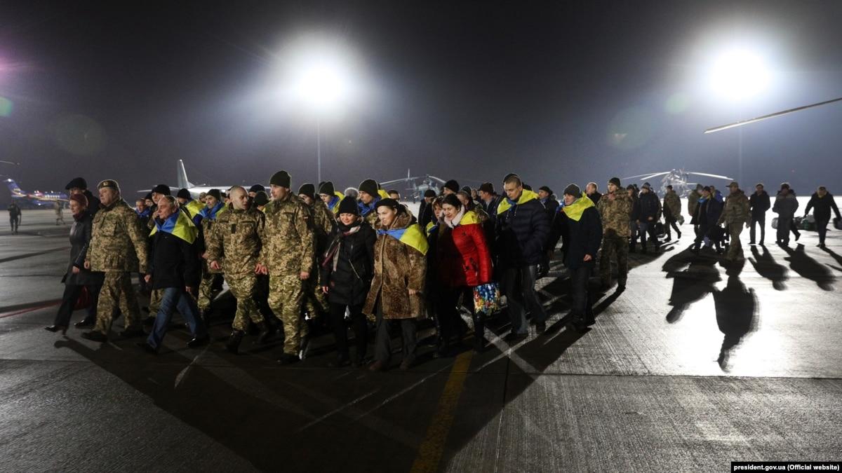 Что нужно знать об обмене удерживаемыми на Донбассе