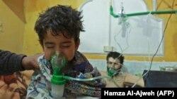 دولت سوریه از سوی ایالات متحده و شماری از دیگر کشورها متهم شده که در جریان جنگ داخلی آن کشور، دست به حملات شیمیایی به مردم خود زدهاست