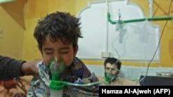 سوریه اتهامها مبنی بر استفاده اسلحه کیمیاوی توسط رژیم سوریه را رد میکند.