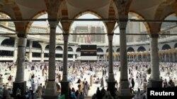 Prvog dana Bajrama završavaju se ceremonije hodočašća u Meki
