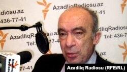 Доктор исторических наук Эльдар Исмаилов, 2011