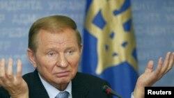 Украина собиқ президенти Леонид Кучма