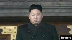 Новый лидер КНДР Ким Чен Ын