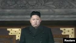 New North Korean leader Kim Jong-Un