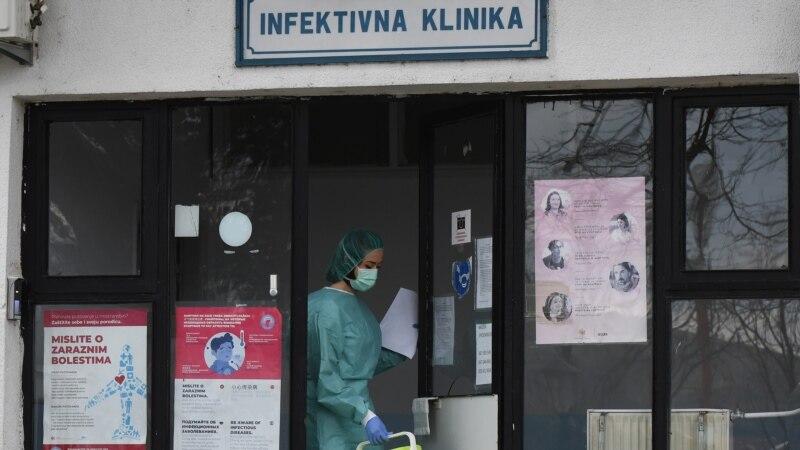 Ramusović: Srbija zadržala tri od pet respiratora za Crnu Goru