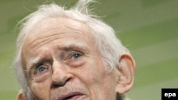 U.S. -- Writer Norman Mailer, 27Jun2007