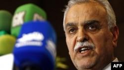 نائب رئيس الجمهورية المتهم طارق الهاشمي