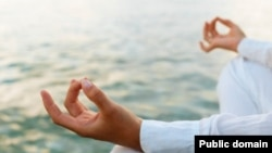 Meditacija, ilustrativna fotografija