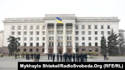 Заходи з нагоди річниці сутичок в Одесі, 2 травня 2020 року