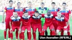 Кыргызстандын футбол курамасы