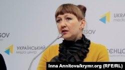 Наталья Целовальниченко