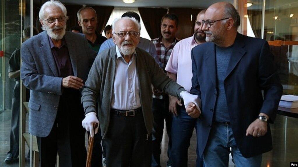 نصرت کریمی، کارگردان و بازیگر تئاتر و سینما، درگذشت