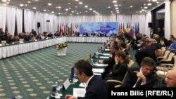 Skupu u Sarajevu prisustvuje i premijer Bjelorusije Andreij Kobyakov
