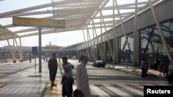 Каирский аэропорт, Египет (архивное фото)