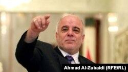 رئيس الوزراء المكلف حيدر العبادي