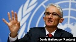 Директорот за хуманитарна помош на ОН, Марк Лоукок