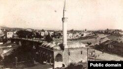 Бурмали џамија во Скопје.