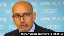 Арлем Дезир, представитель ОБСЕ по вопросам свободы СМИ.