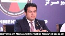 صابر مهمند معین وزارت اطلاعات و فرهنگ