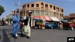 Աֆղանստան - Հերաթ քաղաքի փողոցներից մեկը, արխիվ