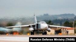 Ҳавопаймои ҷангии Su-24