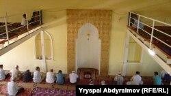 Мечеть в Джалал-Абаде. Иллюстративное фото.