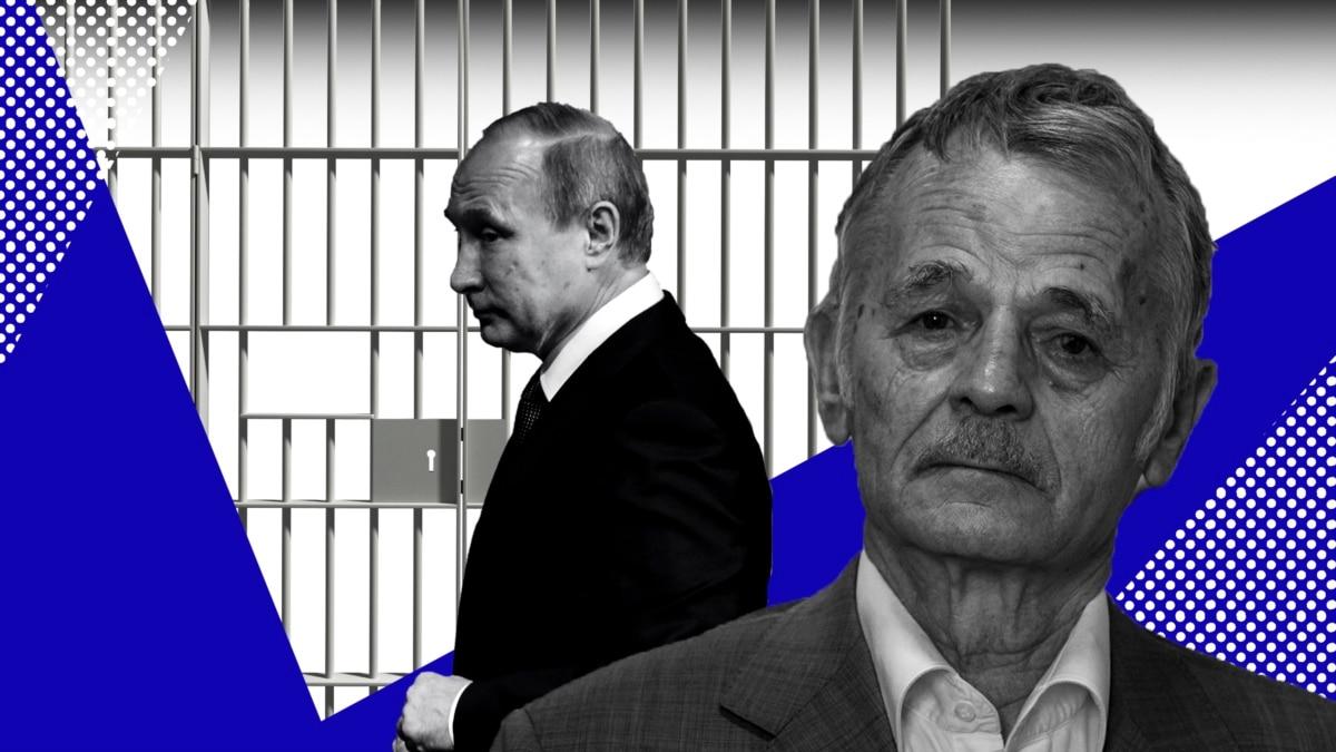 Новые уголовные дела. Джемилев и Путин общались только один раз