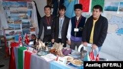 Татарстан һәм Кырым татарлары күргәзмәсе