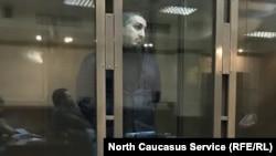 Шаври Гаджиев в суде, 12 декабря 2019 г.