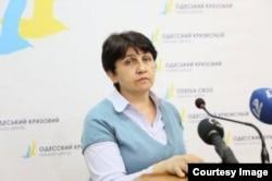 Тетяна Герасимова, учасниця «Групи 2-го травня»
