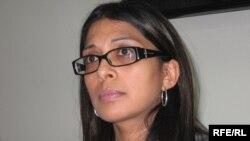 Lovita Ramguttee, experta PNUD
