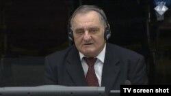 Svjedok Jurišić u sudnici 14. veljače