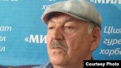 Magomed Gadzhiev from Untsukul village of Dagestan