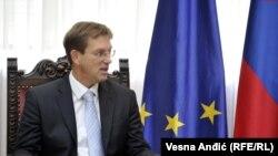 Slovenski premijer Miro Cerar