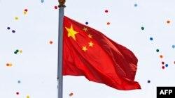 Флаг Китая. Иллюстративное фото.