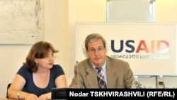 USAID-ის წარმომადგენელი ჯონათან კონლი